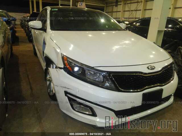 Photo 5XXGN4A74FG392992 - KIA OPTIMA 2015