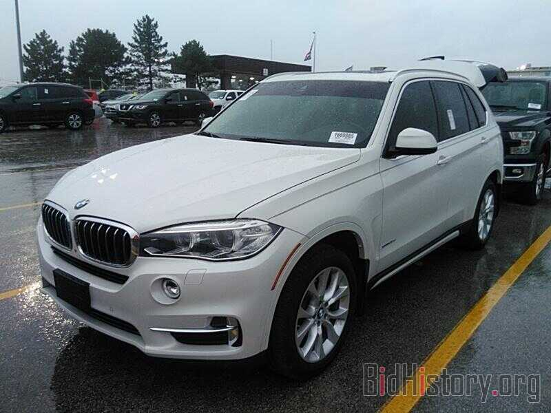 Photo 5UXKS4C5XF0N10753 - BMW X5 2015