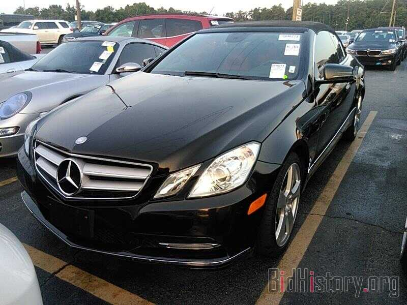 Photo WDDKK5KF3DF209744 - Mercedes-Benz E-Class 2013