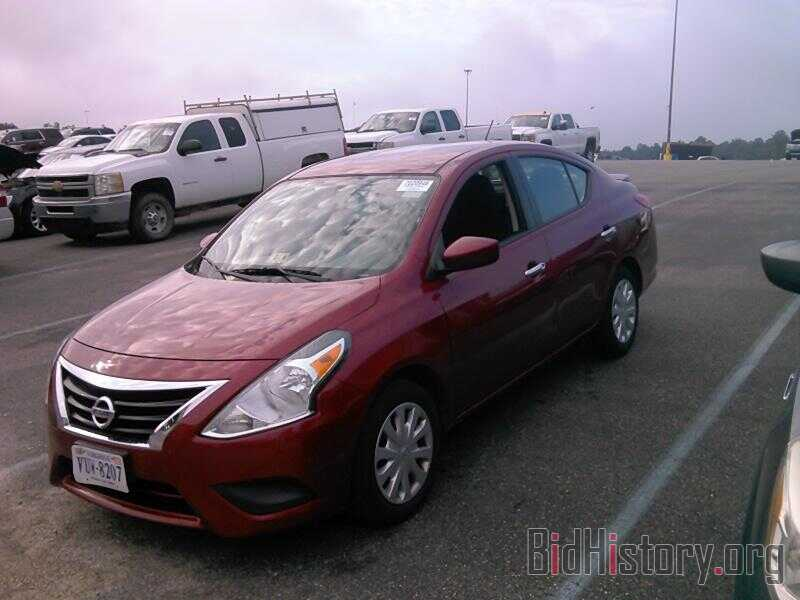Photo 3N1CN7AP9HL840251 - Nissan Versa Sedan 2017