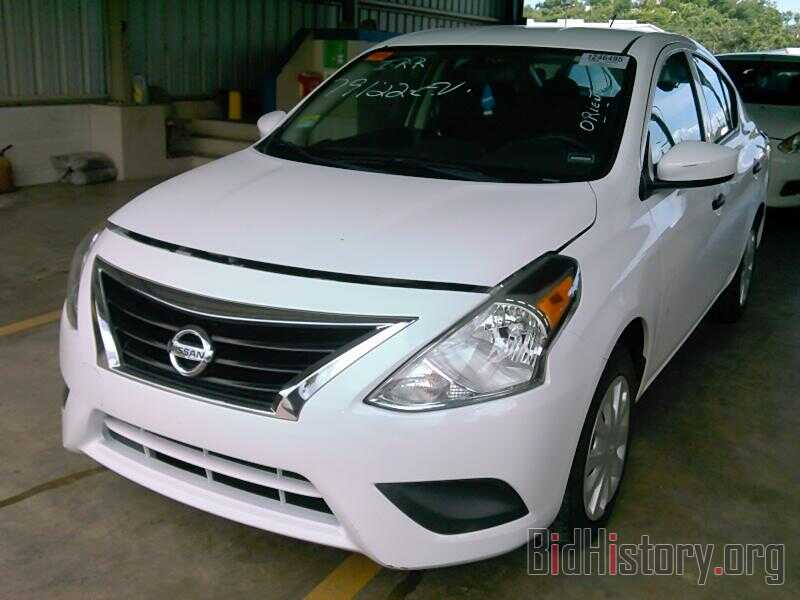 Photo 3N1CN7AP7HL837073 - Nissan Versa Sedan 2017