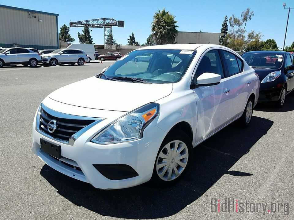 Photo 3N1CN7AP7HL872440 - Nissan Versa Sedan 2017