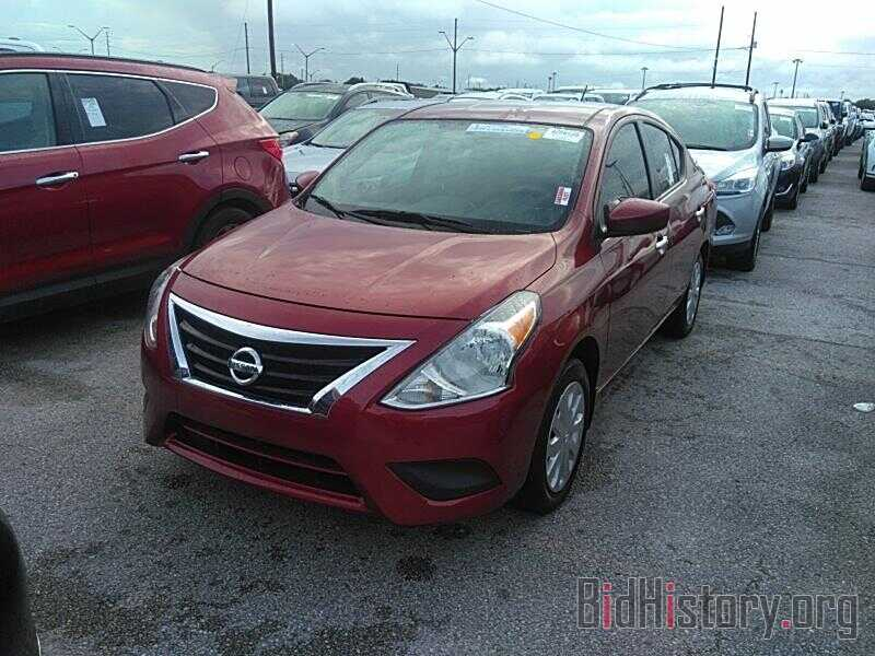 Photo 3N1CN7AP8HL861558 - Nissan Versa Sedan 2017