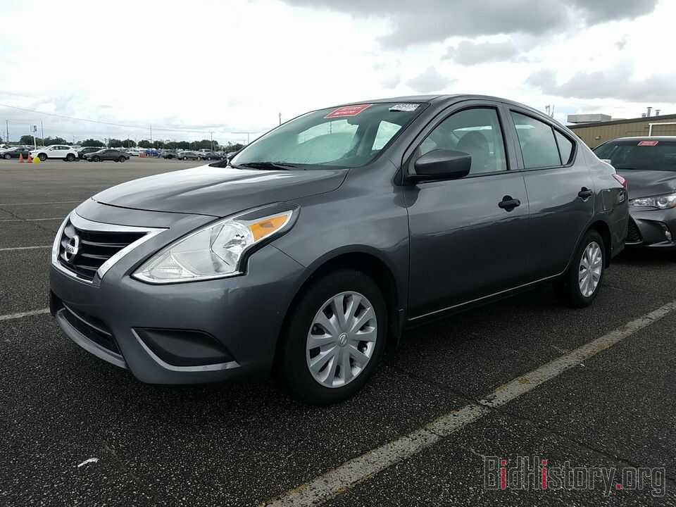 Photo 3N1CN7AP4HL845955 - Nissan Versa Sedan 2017
