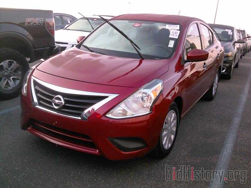 Photo 3N1CN7AP9HL847121 - Nissan Versa Sedan 2017
