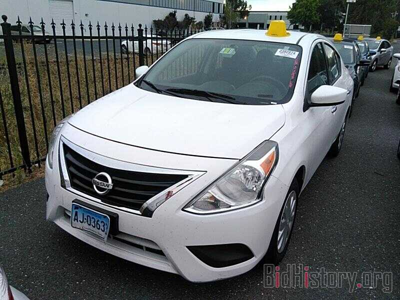 Photo 3N1CN7AP7HL848039 - Nissan Versa Sedan 2017