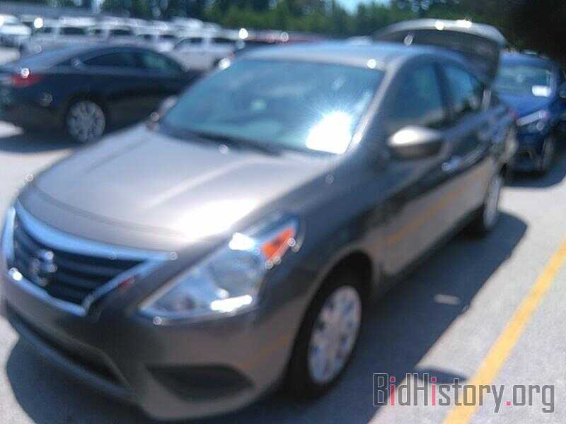 Photo 3N1CN7AP3HK451286 - Nissan Versa Sedan 2017