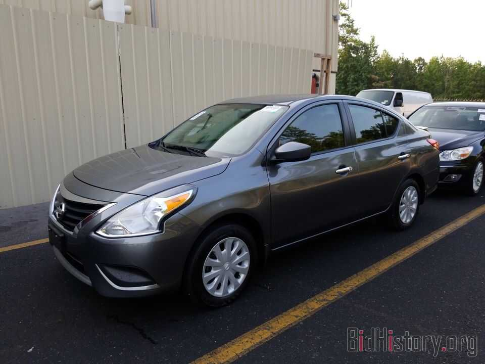 Photo 3N1CN7AP9HL870365 - Nissan Versa Sedan 2017