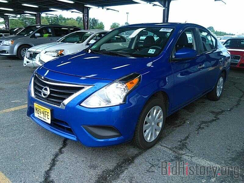 Photo 3N1CN7AP4HL876736 - Nissan Versa Sedan 2017