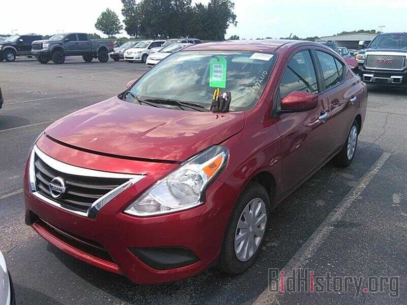 Photo 3N1CN7AP6HK454778 - Nissan Versa Sedan 2017