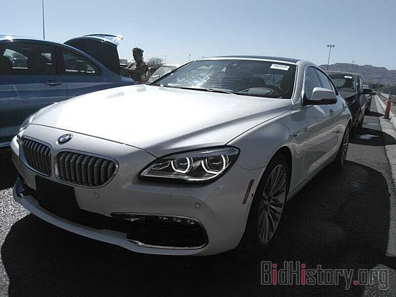 Фотография WBA6D4C57KGA01122 - BMW 6 Series 2019