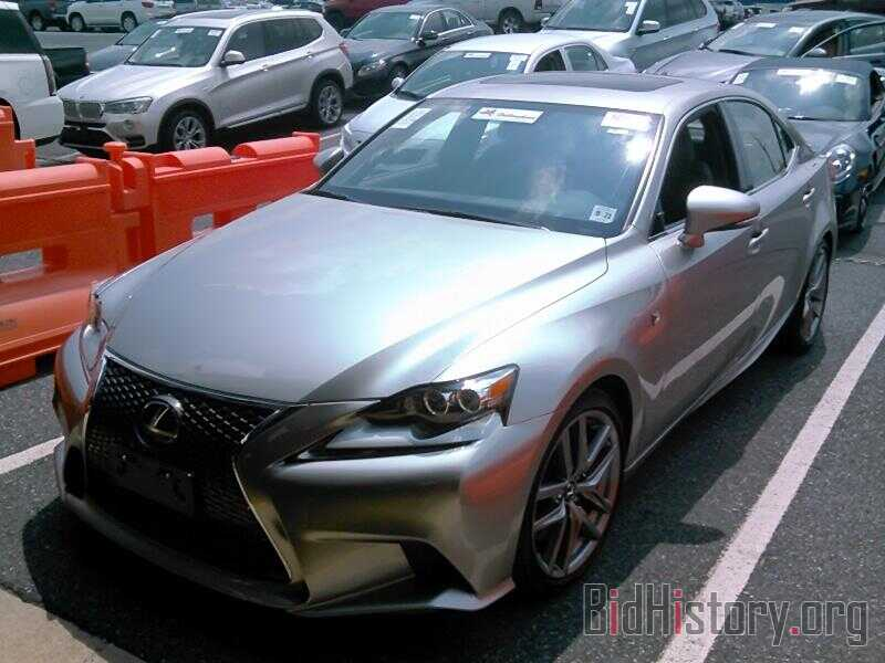 Фотография JTHCM1D21G5011507 - Lexus IS 300 2016
