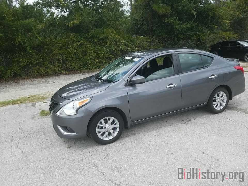 Photo 3N1CN7AP6HL861056 - Nissan Versa Sedan 2017