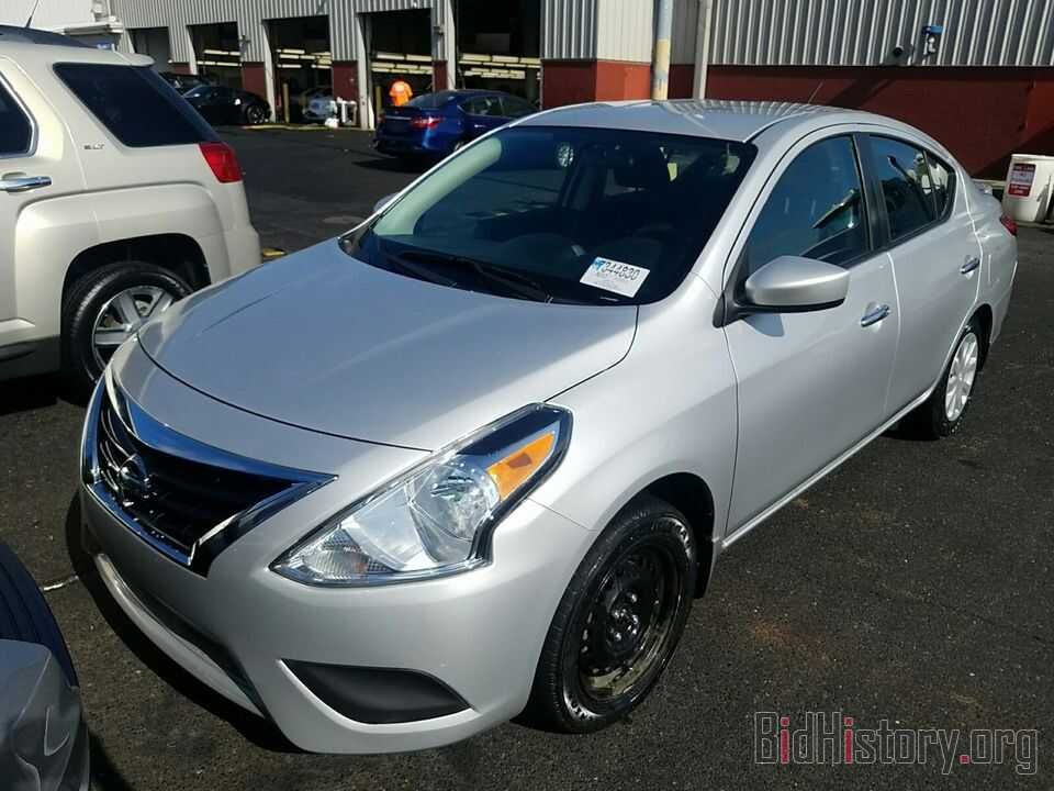 Photo 3N1CN7AP9HL886758 - Nissan Versa Sedan 2017