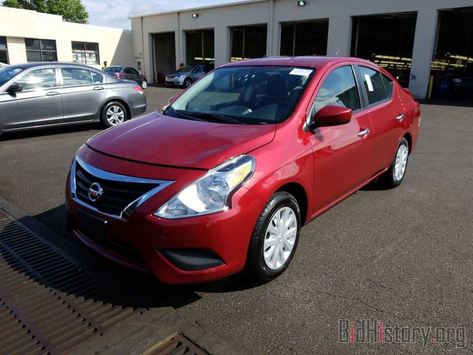 Photo 3N1CN7AP8HK432765 - Nissan Versa Sedan 2017