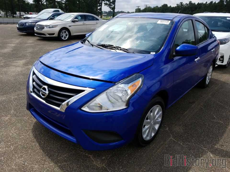 Photo 3N1CN7AP8HL874617 - Nissan Versa Sedan 2017
