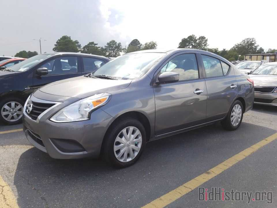 Photo 3N1CN7AP4HL800918 - Nissan Versa Sedan 2017