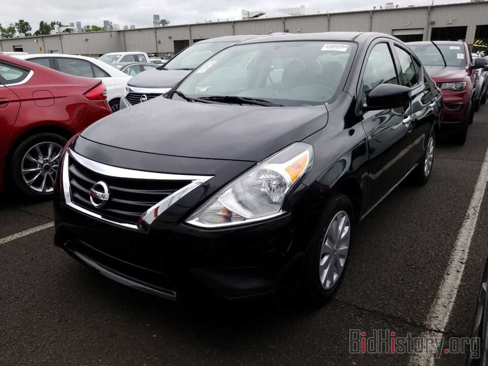 Photo 3N1CN7AP8HL873936 - Nissan Versa Sedan 2017