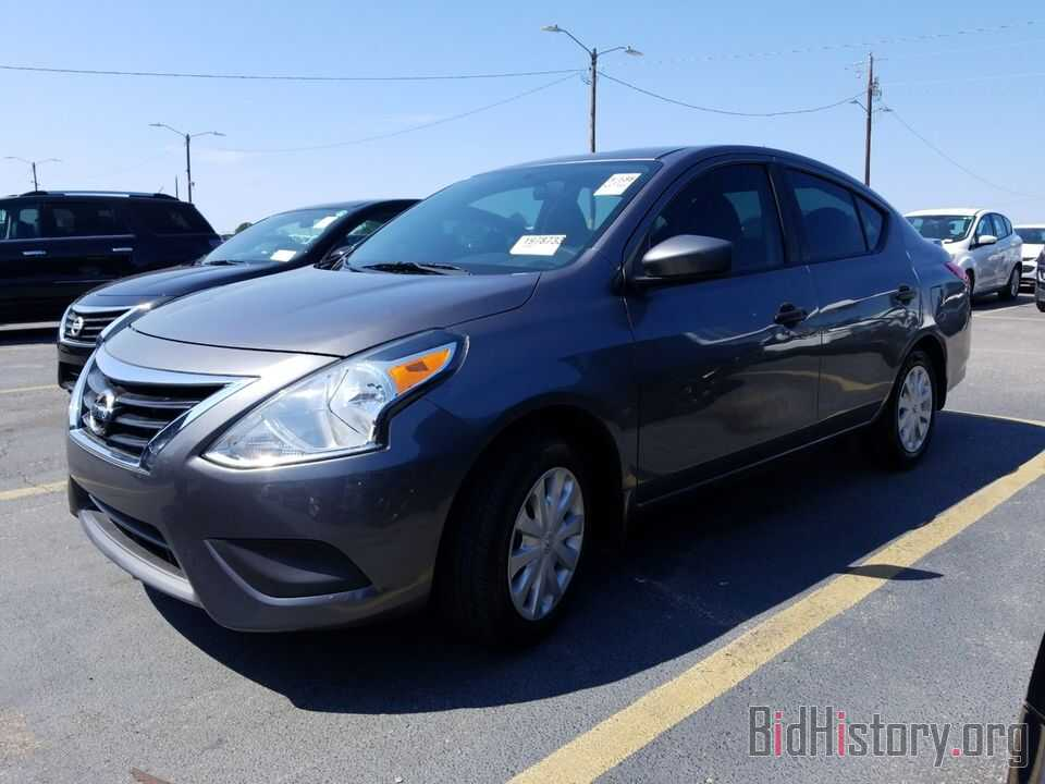Photo 3N1CN7AP4HL908214 - Nissan Versa Sedan 2017