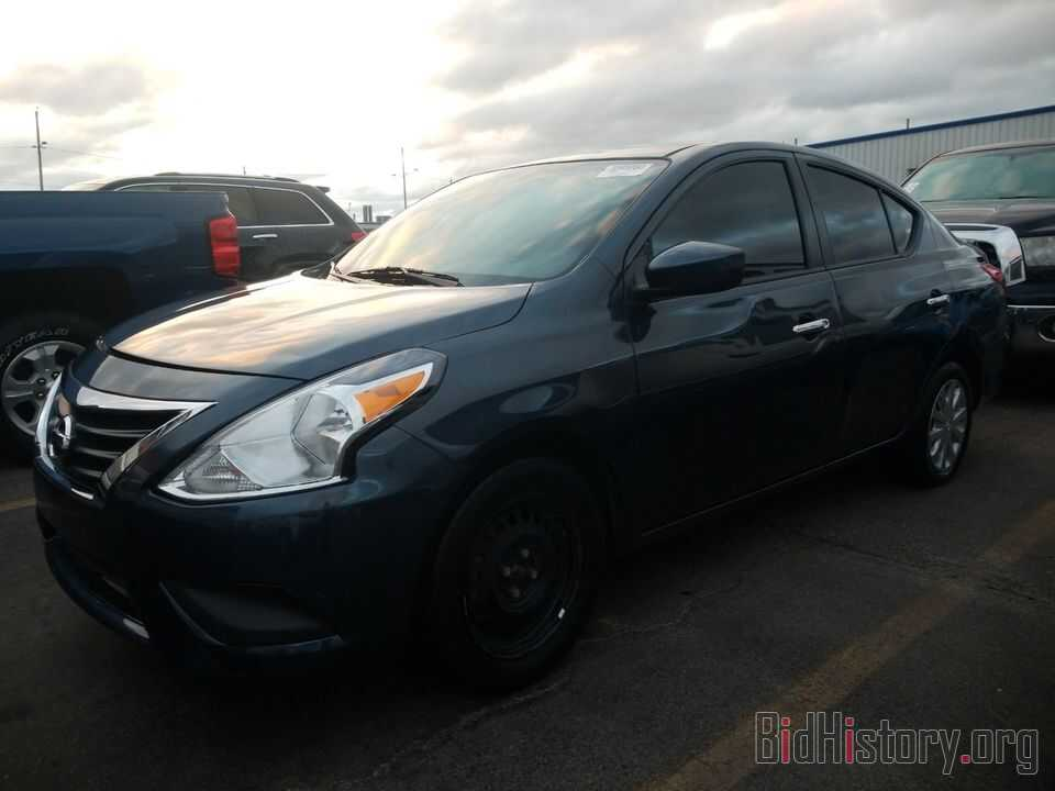 Photo 3N1CN7AP3HL803776 - Nissan Versa Sedan 2017