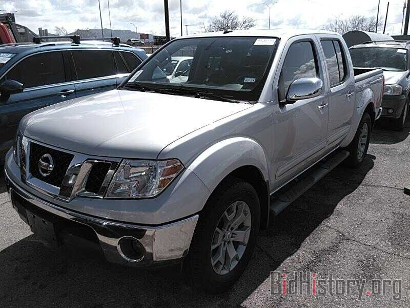 Photo 1N6AD0EV3KN753277 - Nissan Frontier 2019