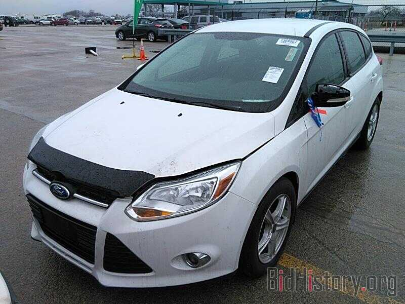 Фотография 1FAHP3K26CL326070 - Ford Focus 2012