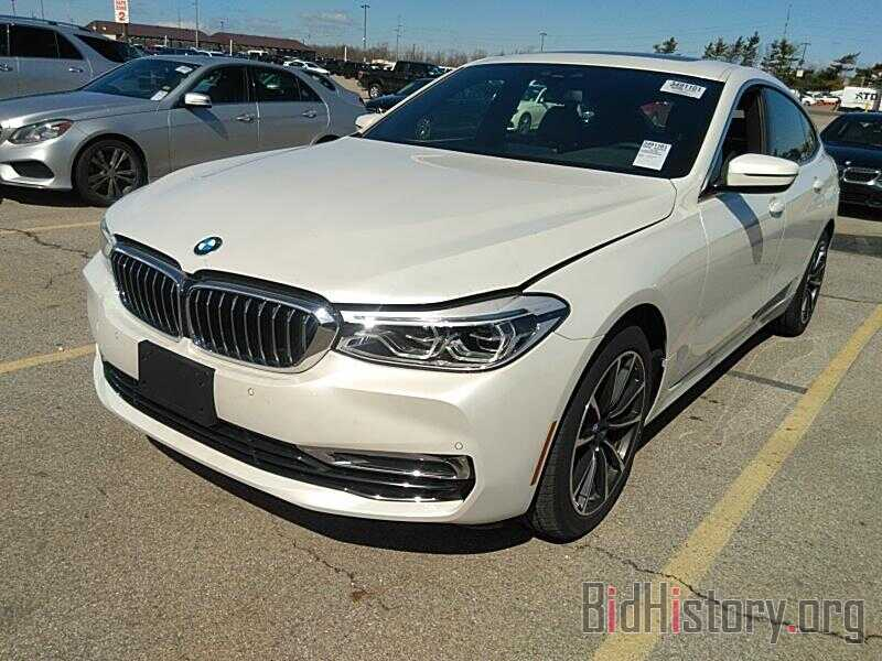 Фотография WBAJV6C57KBK08963 - BMW 6 Series 2019
