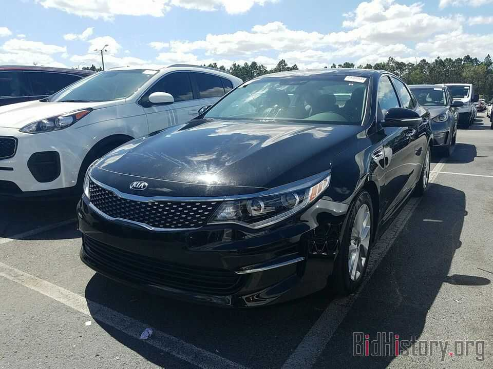 Фотография 5XXGU4L33GG120271 - Kia Optima 2016