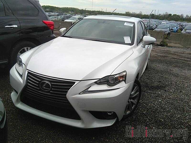 Фотография JTHCM1D22G5006123 - Lexus IS 300 2016