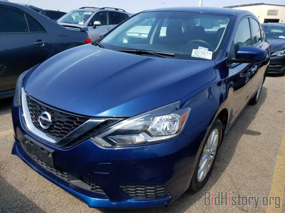 Photo 3N1AB7APXKY238324 - Nissan Sentra 2019
