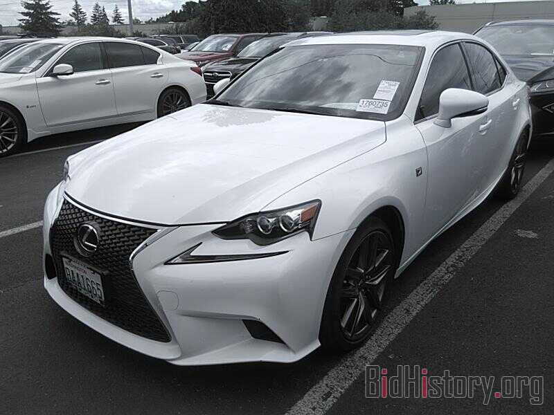 Фотография JTHCM1D22G5008115 - Lexus IS 300 2016