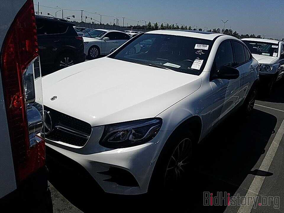 Фотография WDC0J4KB1KF521001 - Mercedes-Benz GLC 2019