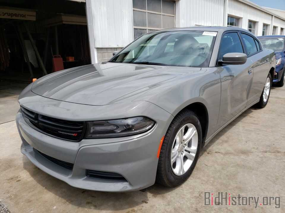 Фотография 2C3CDXBG9KH736510 - Dodge Charger 2019