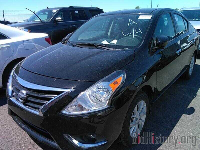 Photo 3N1CN7APXKL822557 - Nissan Versa Sedan 2019