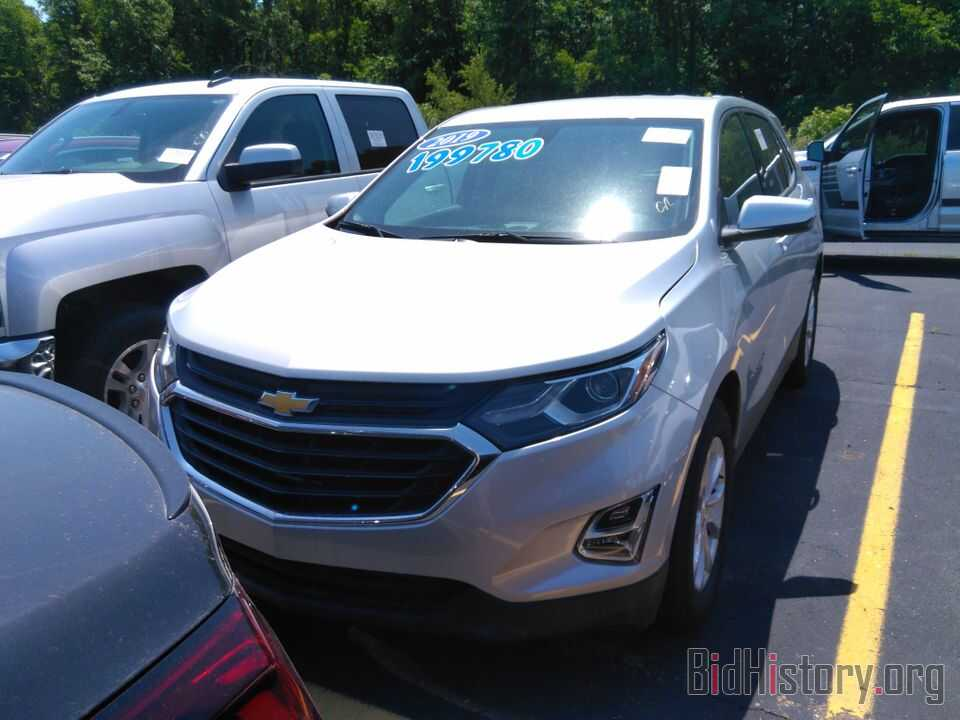 Photo 2GNAXKEV1K6278035 - Chevrolet Equinox 2019