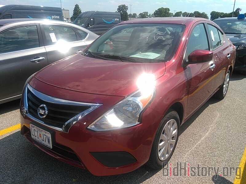 Photo 3N1CN7AP1KL871288 - Nissan Versa Sedan 2019