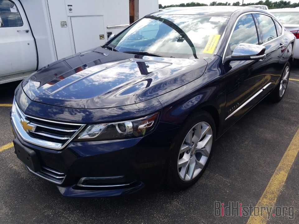 Photo 2G1105S3XK9152247 - Chevrolet Impala 2019