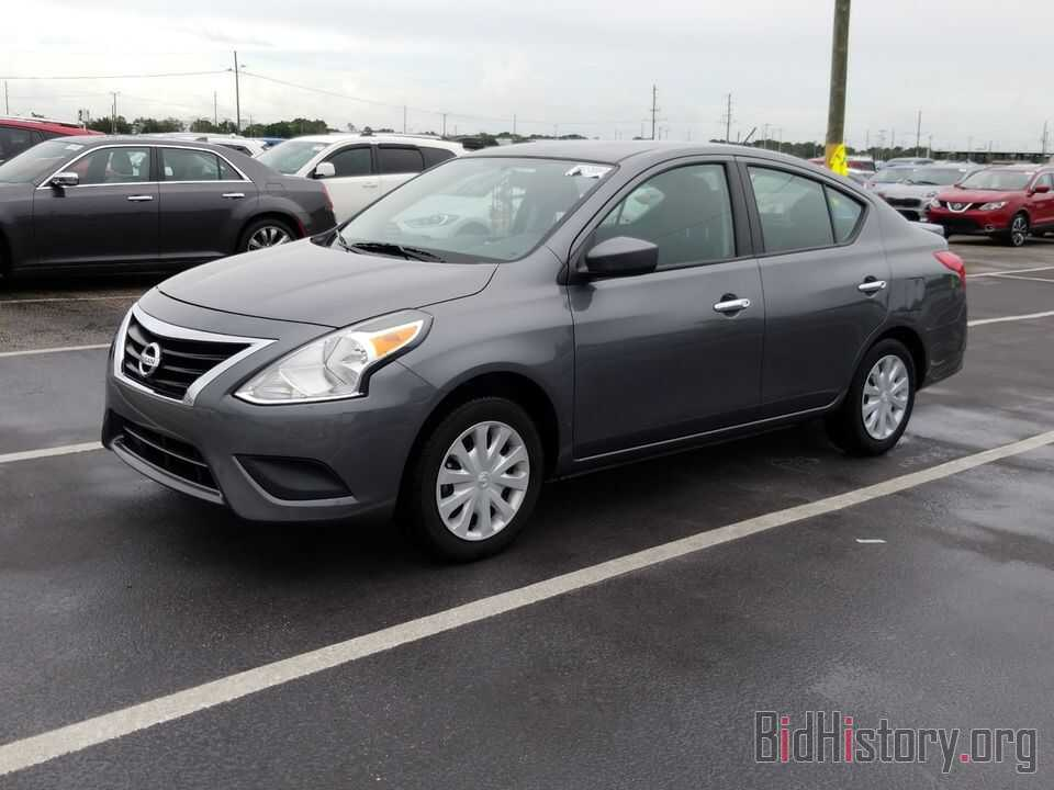 Photo 3N1CN7APXKL850911 - Nissan Versa Sedan 2019