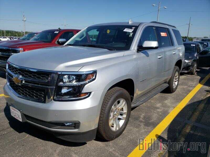 Photo 1GNSKBKC5LR210011 - Chevrolet Tahoe 2020