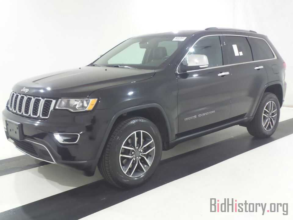 Фотография 1C4RJFBG6KC665133 - Jeep Grand Cherokee 2019