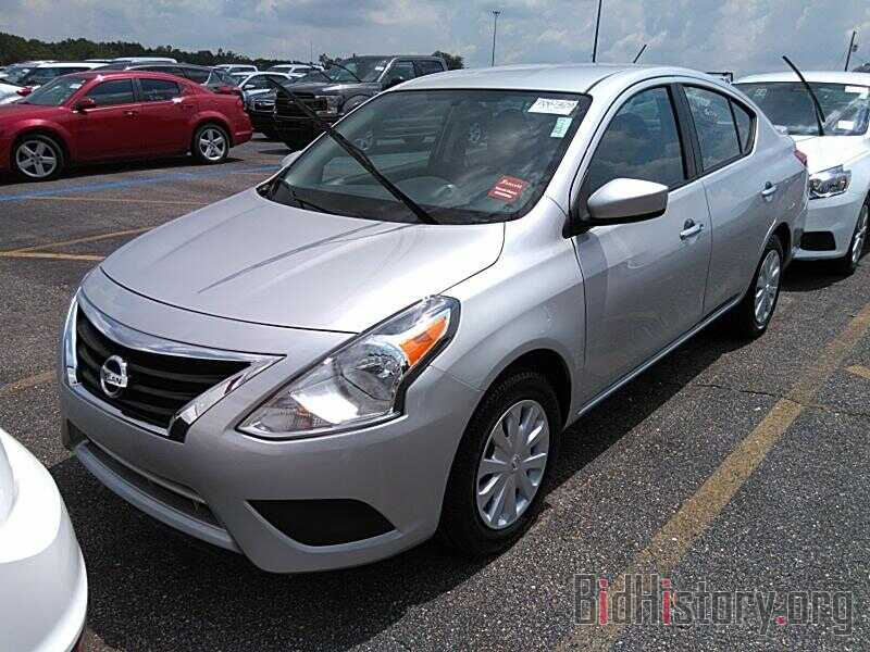Photo 3N1CN7AP9KL846039 - Nissan Versa Sedan 2019