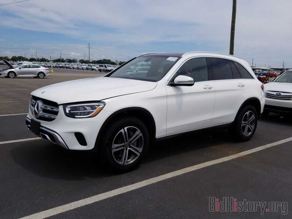Фотография W1N0G8DB7LF760958 - Mercedes-Benz GLC 2020