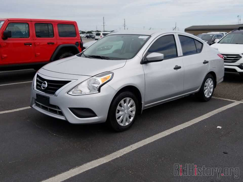 Photo 3N1CN7AP8KL828888 - Nissan Versa Sedan 2019