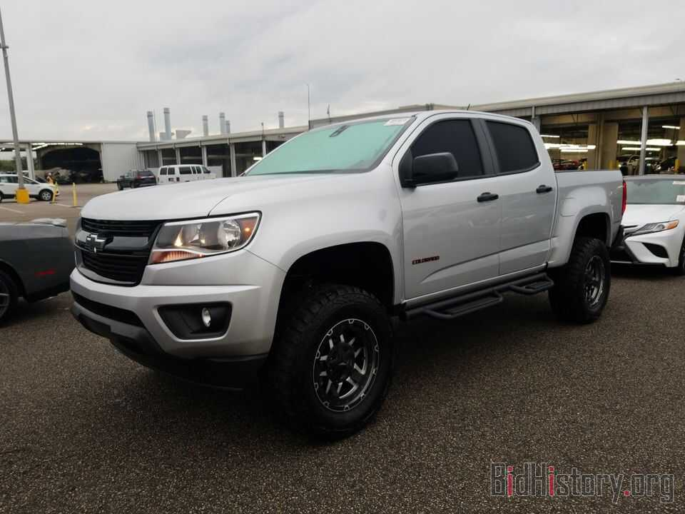 Фотография 1GCGSCEN3K1158179 - Chevrolet Colorado 2019