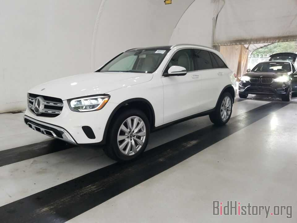 Фотография WDC0G8DB7LF692372 - Mercedes-Benz GLC 2020