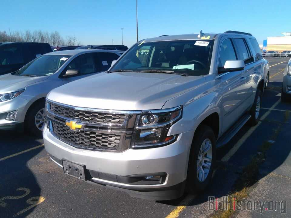 Photo 1GNSKBKC5LR265803 - Chevrolet Tahoe 2020