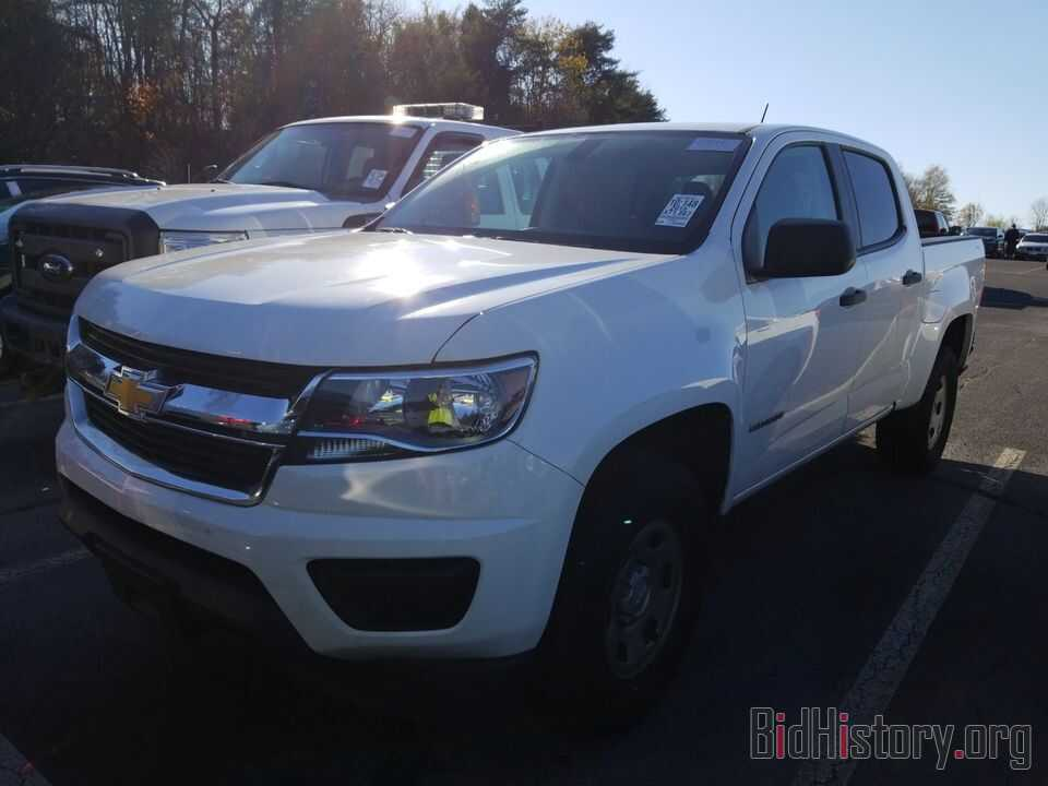 Фотография 1GCGSBEA9K1166438 - Chevrolet Colorado 2019
