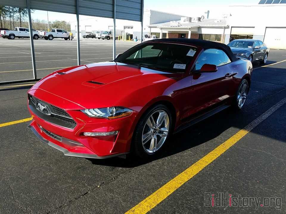 Photo 1FATP8UH9L5138592 - Ford Mustang 2020