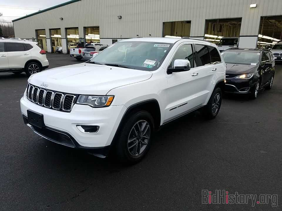 Фотография 1C4RJFBG5KC712409 - Jeep Grand Cherokee 2019