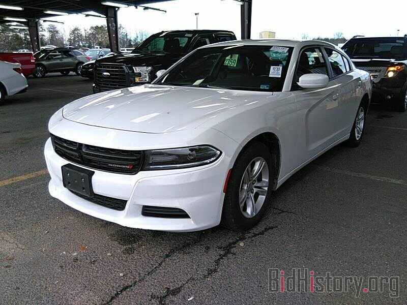 Фотография 2C3CDXBG1KH725307 - Dodge Charger 2019